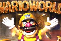 Wario World / A collection of artwork, screenshots and other images from Wario World on Gamecube. Visit http://www.superluigibros.com/wario-world for more information on this game!