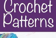 Crochet tutorial book