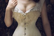 S-Curve Corsets... / Edwardian and S-Curve corsets and midbusts...