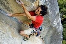 Rock climbing  / by Nash Anderson
