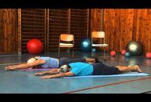 cvičení zdravotní