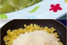 risotto patate e pesto