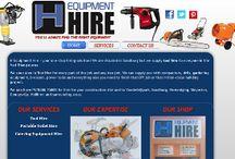 Wedsite Designs / View our Website Designs