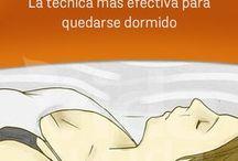 método para dormir