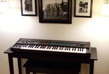 Klavier ecke