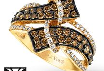 Gift ideas / Just loving the chocolate diamond rings!  Don't you?