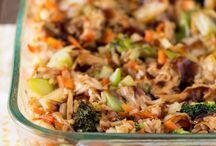 WW Healthy Main Meals / by Tara Starner