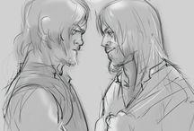 Daryl & Jesus
