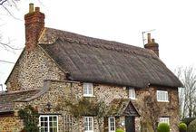 A93 Leben im englischen Cottage