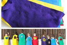 Día del niño 2015 super hero