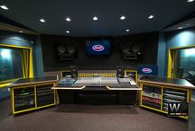 Musician's Institute, Los Angeles / Recording Studio Designed and Build by Westlake Pro.