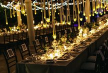 Wedding lighting / by Gillian Morgan