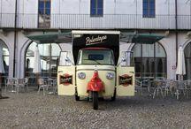 Ape street food / Les Food Trucks Italiens