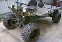 Mini Tractor Build