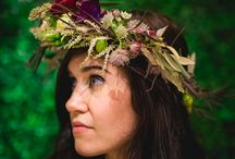 Flower Crowns / Flower Crown Workshop