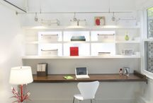 Office inspirations / I literally have my dream office! Yes!