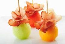 hapjes met fruit