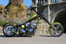 Choppers / Chopper Motorcycles