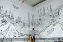 Decorative Ideas / Dekoratif Fikirler