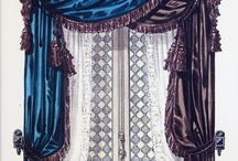 Curtains - classical rendering