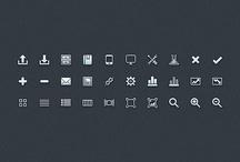 Icon / Icon set, icon design
