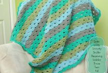 baby blankets / by Amy Coons