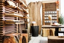 Urban Tree Salvage mentions / Urban Tree Salvage is Canada's first and largest municipal log salvaging operation based in Toronto.  We salvage felled Toronto trees and process the wood into value added live edge slab tables.
