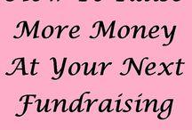 Fabulous Fundraiser Ideas / by Sherri Meinholz