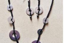 Bijoux : mes créations