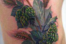 Craft Beer Tattoos / Show off Your Devotion with Brewery-Inspired Body Art