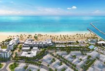 Nikki Beach Resort - Dubai / Beach club, Hotel, spa & life style Residences - located in the Jumeirah Pearl Island / Owner - Meraas Developments / Lead consultant & Concept Architect - DSA Architects International / Interior Designers - Gatserelia / Landscape consultant - LMS / Engineering - WME / Lighting design - JVL / Main Contractor - Brookfield Multiplex / due to open early 2016