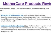 Mothercare Products Reviews | Mothercare Baby Products