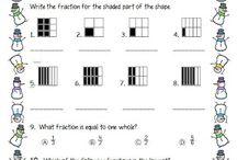 Maths: Fractions