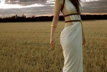 greek toga