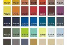 Colours /couleurs