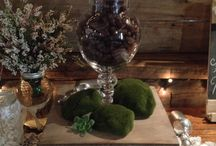 Rustic Wedding by Well Planned Weddings and Events / Wedding Flowers, centrepieces, signs, lolly buffet, inspiration