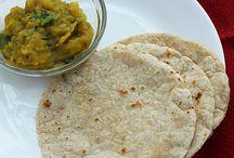 Gluten free chapati bread