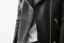 Leather jacket is a girl best friend