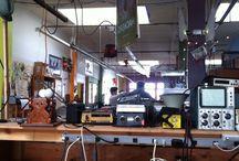 hackerspace / by Metrolab Inc