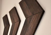 C&K / Creative + Maker. Using reclaimed wood, stone, glass, leather & metal.  / by Cory Vandenberghe