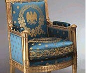 Empire style / The Empire style,the second phase of Neoclassicism, is an early-19th-century design movement in architecture, furniture, other decorative arts, and the visual arts that flourished between 1804 and 1814 during the First French Empire, although its life span lasted until the late 1820s (or more depending on each country). From France it spread into much of Europe and America.