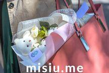 Gift idea / gift idea, dyi, present, birthday, wedding, teddy bear, teddy bear bouquet, fathers day, mothers day, Children's Day, baby shower ideas