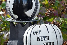 Halloween  DIY / by Stencil1