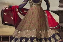 Wedding Bridal Salwar Suits / FashionFemina.com offer latest designer bridal suits crafted on rich and finest fabric with beautiful heavy work embroidery designs