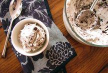 Homemade Ice cream and Frozen Yogurt  / by Nita Stuckwish