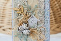 shabby/vintage cards