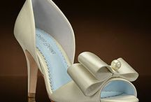 Wedding Shoes with Bows / by My Glass Slipper