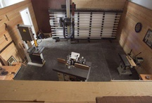 Woodworking WorkShops / Show Us Your Woodworking Workshops. For More Information Contact Us at http://bit.ly/SATSY3