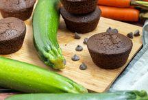 Hooked on Veggies / Delicious, veggie-rich foods!