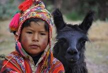 Perú / Color, sonrisas, movimiento. Perú